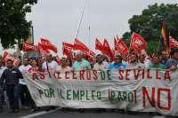 Carbonero exige a Gobierno y patronal que hablen menos de emprendedores y den solución para astilleros