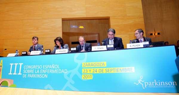 La Federación Española de Parkinson insta a administraciones y empresas a mantener subvenciones a asociaciones