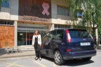 Abierto el plazo para optar a la subasta del coche oficial oficial de la alcaldesa