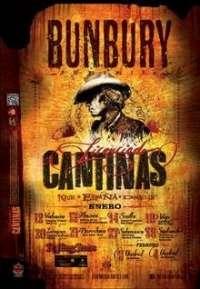 Bunbury actuará en Santander el 28 de enero dentro de su gira española