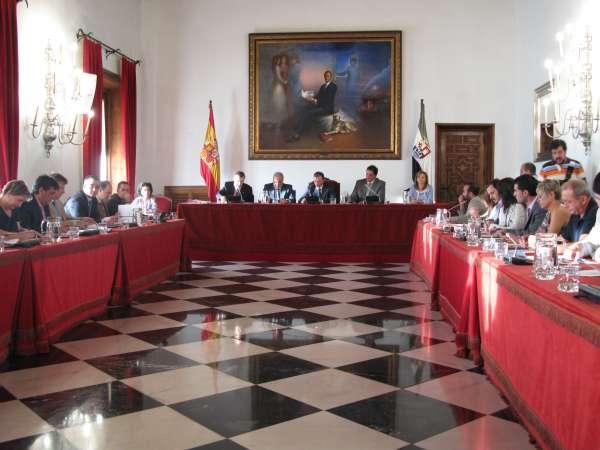Diputación aprueba una inversión de casi dos millones para infraestructura eléctrica
