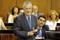 Griñán destaca las medidas de la Junta contra el paro con 14.000 millones para mantener cerca de 200.000 empleos