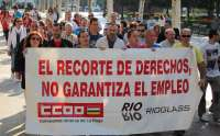 Trabajadores de 'Starglass' dicen haber perdido 1.500 euros de media desde que sus sueldos no se actualizan con el IPC