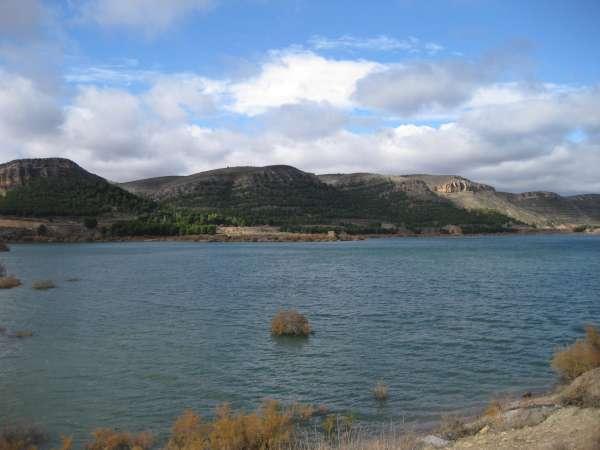Los embalses de la cuenca del Duero están al 33,1 por ciento de su capacidad, 10,4 puntos menos que en 2010