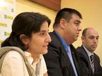 Celebración de 'XIX Día de la ONCE' con un circuito de movilidad para
