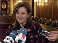 La portavoz del PSOE en la Diputación conquense valora demandar a Algaba por