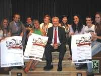 La gira 'Ponte en Escena' lleva por La Rioja el arte de ocho grupos jóvenes de teatro