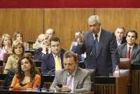 Arenas acusa al Gobierno de Griñán de ser