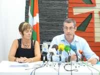 Olano advierte a Bildu de que no negociará el presupuesto foral si no mantienen los decretos de apoyo a empresas
