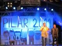 Belloch destaca que las Fiestas del Pilar, con 900 actuaciones, son de las más participativas de España