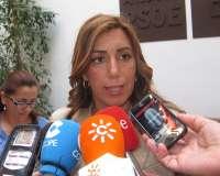 PSOE-A, satisfecho de que Ferraz