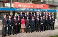 Ana Patricia Botín confía en que Santander lidere el mercado de Reino Unido en 2014