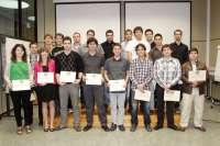 Más del 75% de los alumnos del Aula de Energías Renovables de la UPNA ha sido contratado al terminar el curso