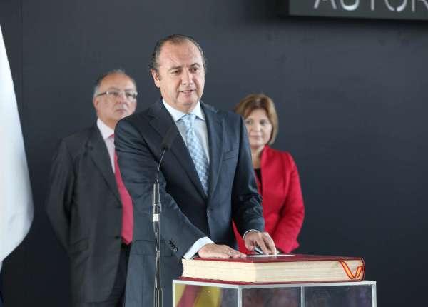 Ripoll apuesta por hacer de Alicante una plataforma logística que potencie la competitividad industrial de la provincia
