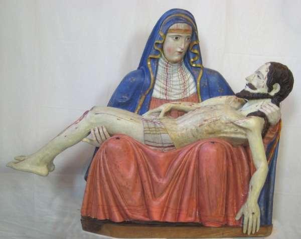 La Fundación Santa María de Albarracín devuelve a Embid de Ariza una talla restaurada