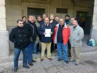 Los prejubilados piden a Mercasevilla soluciones para tres miembros de 2003 que llevan cinco meses sin cobrar