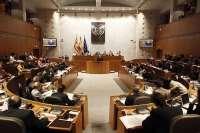 Exigen al Gobierno de Aragón que explique las medidas que adopte sobre el Plan Red de Carreteras
