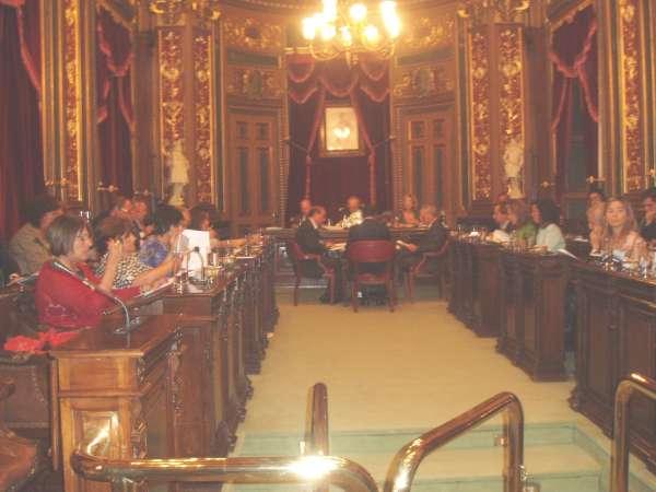 PNV de Bilbao propone la aprobación inicial de la ordenanza que regula los templos y la suspensión temporal de licencias