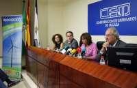 Las energías renovables en Andalucía generan cerca de 10.000 empleos directos