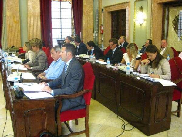 El Ayuntamiento de Murcia aprueba urgir a la Consejería de Educación la construcción de un nuevo colegio en El Palmar