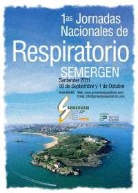 Las I Jornadas Nacionales de Respiratorio reúnen a cerca de 500 especialistas desde este viernes en Santander