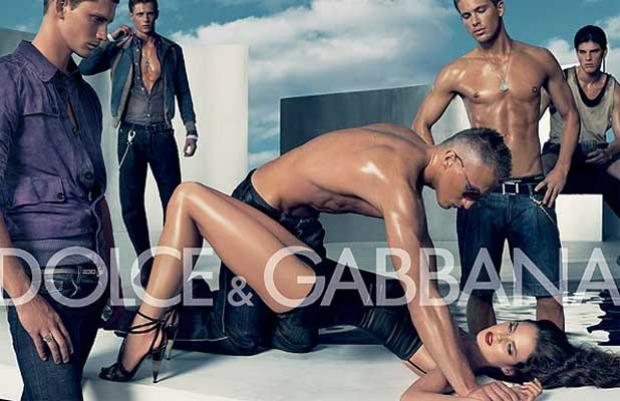 <p>Anuncio de Dolce & Gabbana.</p>