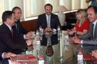 Bauzá se compromete a impulsar un plan de gestión forestal para prevenir los incendios en Ibiza