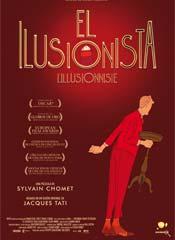 El ilusionista (L illusionniste) - Cartel