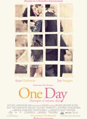 One Day (Siempre el mismo día) - Cartel