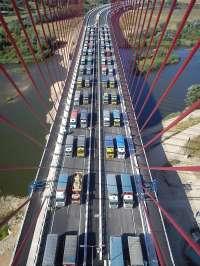La Ronda del Tajo de Talavera de la Reina (Toledo) se abre al tráfico rodado el próximo lunes