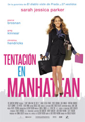 Tentaci�n en Manhattan - Cartel