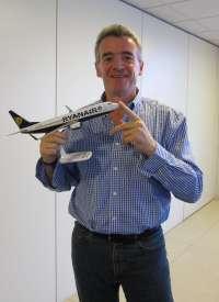 Ryanair hará efectiva este viernes la cancelación de 31 vuelos con Alicante