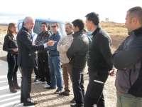 El Polígono de Experiencias de Fuerzas Especiales acoge un curso de técnicas de conducción policial