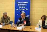 López Garrido cree que los impuestos progresivos y la tasa de transacciones financieras atajarán la crisis en la UE