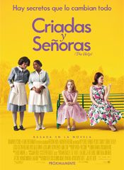 Criadas y señoras (The help) - Cartel