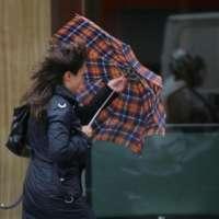 Liébana y la Cantabria del Ebro estarán mañana en alerta naranja por fuertes vientos de hasta 110 km/h