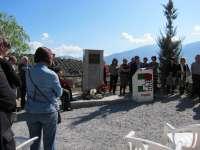 Homenajean a los más de 3.000 fusilados en el Barranco del Carrizal de Órgiva