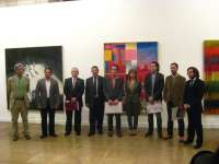 El Almudí acoge las obras del XXI Premio de Pintura del Área de Artes Plásticas de la UMU