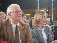 Borrell irrumpe en campaña con americana de 1982, año de la primera victoria de Felipe