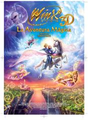 Winx. La aventura m�gica - Cartel