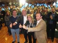 El PP extremeño alcanza un resultado histórico, rompiendo el empate en escaños con el PSOE