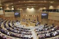 Con el 96,82 por ciento escrutado en Extremadura, el PP obtiene 6 senadores y el PSOE 2