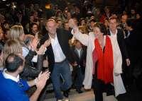El PP dobla al PSOE en la Comunitat Valenciana, donde EUPV, UPyD y Compromís-Equo obtienen representación