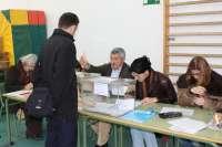 El PP obtiene tres diputados en La Rioja en detrimento del PSOE que pierde uno