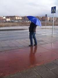 La Comunidad aragonesa se encuentra en alerta amarilla por lluvias hasta el mediodía de este lunes