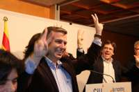 CiU arrasa en Girona y el PP consigue un diputado después de once años