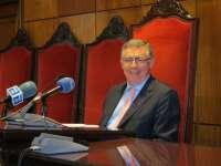 Vidau asiste a la reunión anual de presidentes de Tribunales Superiores de Justicia