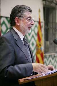 Fernando Zubiri participa este lunes en Pamplona la reunión anual de presidentes de Tribunales Superiores de Justicia