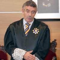 Ignacio Espinosa participa este lunes en Pamplona la reunión anual de presidentes de Tribunales Superiores de Justicia