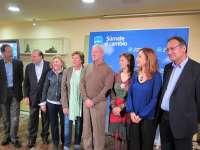 El PP consigue 8 diputados y 3 senadores frente a los 2 y 1 del PSOE